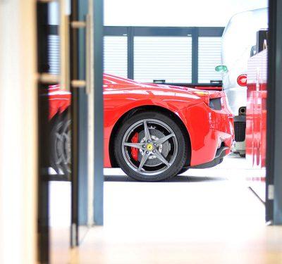 Schmelz Fotodesign, Autohaus Saggio GmbH - Standort Würzburg, Industriefotografie, Werbefotografie, Businessfotografie