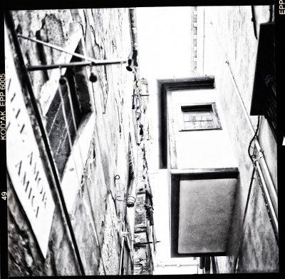 Schmelz Fotodesign, Venedig, Polaroid Image Transfer, Reisefotografie, Fotokunst