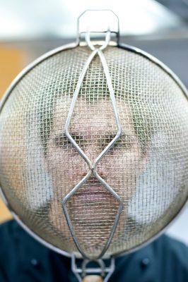 Schmelz Fotodesign, Porträt eines Kochs, Porträtfotografie