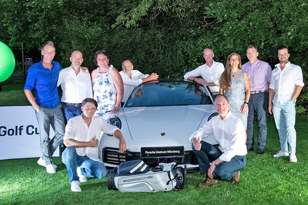 Schmelz Fotodesign, Eventfotografie, Porsche Zentrum Würzburg Golf Cup 2019, Golffotografie, Golfevent