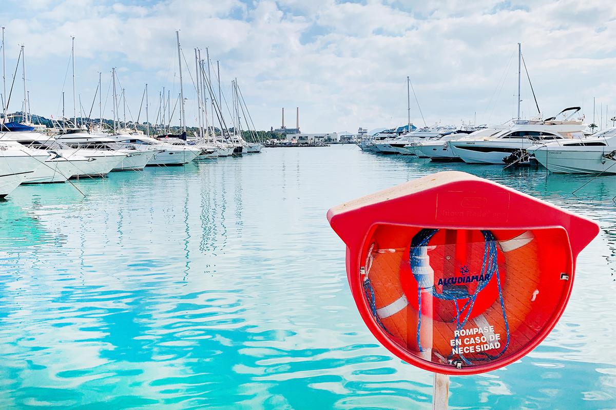 Mallorca Hafen, Reisefotografie, Reisereportage, Schmelz Fotodesign